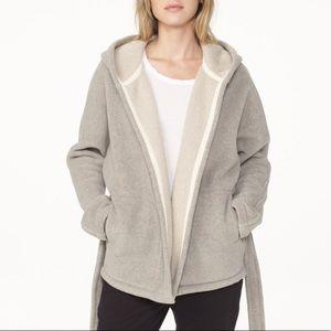 James Perse Yosemite Oversized Polar Fleece Jacket